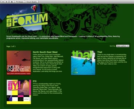 ForumITunes