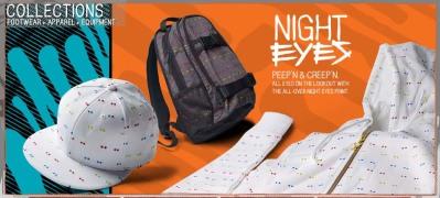 Night Eyes Series