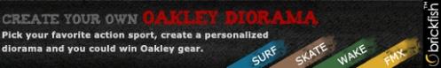 Oakley Brickfish